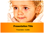 Chicken Pox Templates For Powerpoint