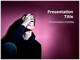 Depression Symptoms Templates For Powerpoint