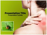 Lyme Deaseas Templates For Powerpoint