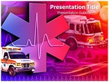 Medical Rescue powerpoint template