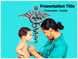 Pediatric Care Templates For Powerpoint