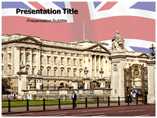 England Country Templates For Powerpoint