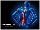 Back Injuries Templates For Powerpoint