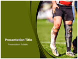 Superficial Injuries Templates For Powerpoint