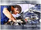 Auto Repair Estimates Templates For Powerpoint