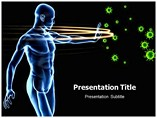 Immune System For Kids Templates For Powerpoint