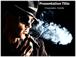 Smoke Templates For Powerpoint