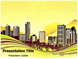 Urban City Templates For Powerpoint