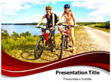 Cycling Game Templates For Powerpoint