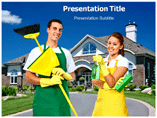 Housekeeping Templates For Powerpoint