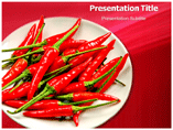 Red Chili Templates For Powerpoint
