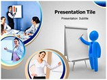 Procedure powerpoint template