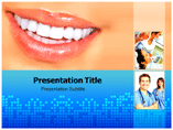 Healthy Teeth Templates For Powerpoint