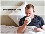 Pneumonia Symptoms Templates For Powerpoint
