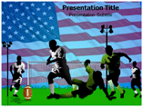American Football Games Templates For Powerpoint