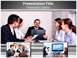 Meeting Strategy Making Templates For Powerpoint