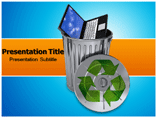 E Waste Templates For Powerpoint