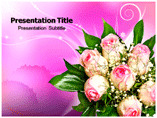 Exotic Flowers Templates For Powerpoint