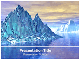 IceBeg Templates For Powerpoint