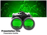 Night Vision Templates For Powerpoint
