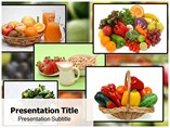 Nutrition Pics Templates For Powerpoint