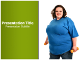 Obesity Facts Templates For Powerpoint