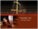 PPT Templates for Judge