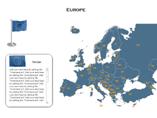 Europe XML Map