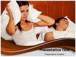 Sleeping Apnea Templates For Powerpoint