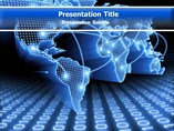 World Information PowerPoint Templates Graphics
