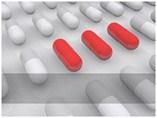 Prescription Line powerpoint template