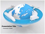 Animated Transport PowerPoint Template