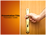Door Handle Templates For Powerpoint