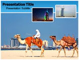 Dubai Templates For Powerpoint