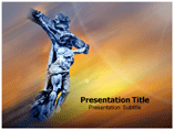 jesus crist Templates For Powerpoint
