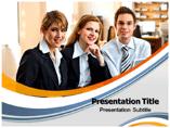 Teamwork PowerPoint layouts