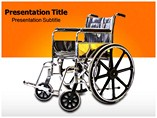 Wheelchair Manufacturer Templates For Powerpoint
