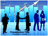 Business Professional Shadow PowerPoint Slides