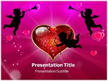 Message For Valentine Day Templates For Powerpoint