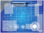 Futuristic Technology Templates For Powerpoint