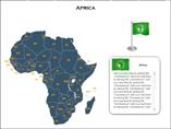 Africa XML Map