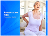Back Pains Templates For Powerpoint