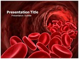 Red Blood Cells Templates For Powerpoint