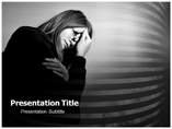General Anxiety Disorder Templates For Powerpoint