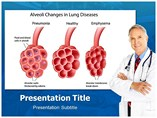 Lung Disease Templates For Powerpoint