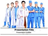 Medical Professionals Templates For Powerpoint