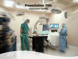 Medical Operation Theater    PowerPoint Template