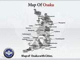 Osaka Map