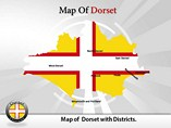 Dorset Maps Templates For Powerpoint