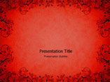 Christmas abstract powerpoint